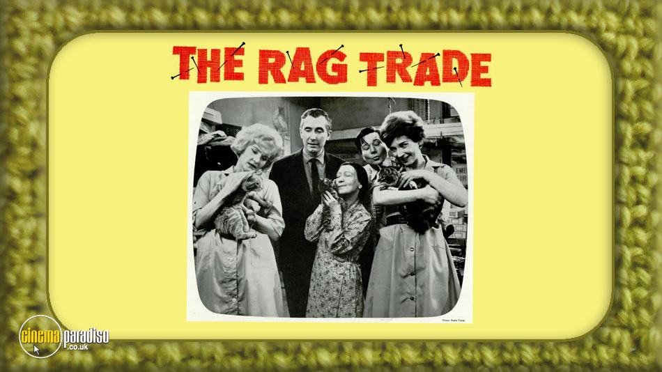 The Rag Trade online DVD rental