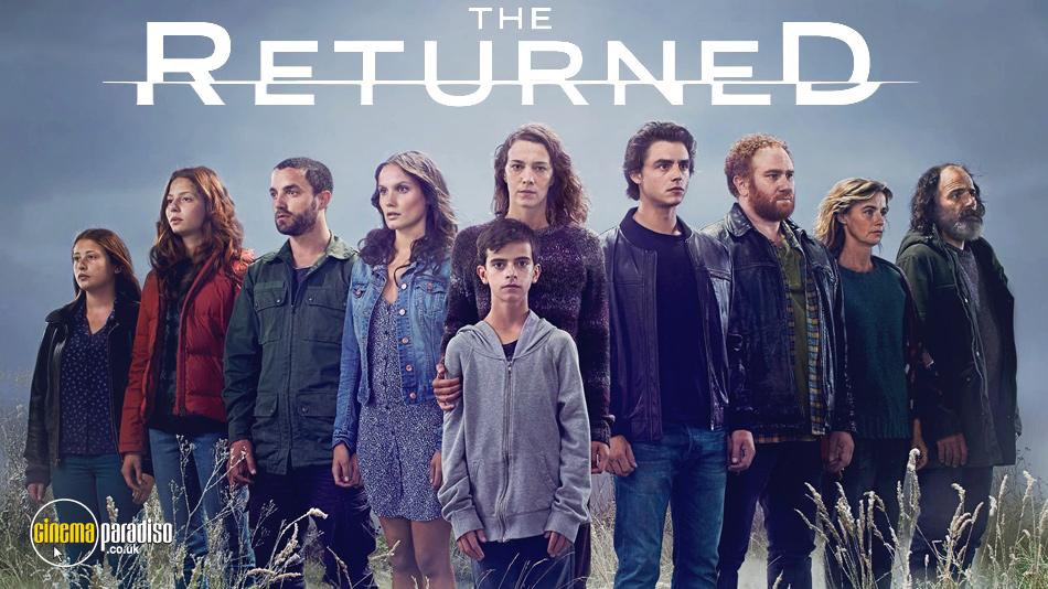 The Returned Series (aka Les Revenants) online DVD rental