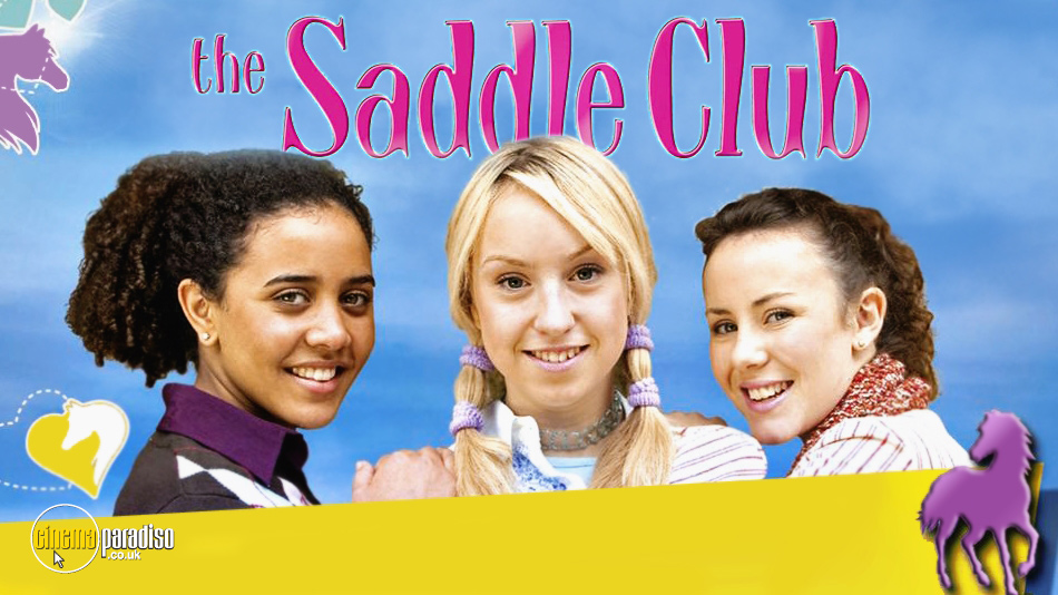 The Saddle Club online DVD rental
