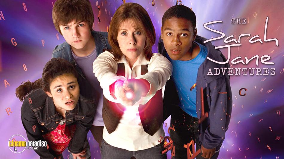 The Sarah Jane Adventures online DVD rental