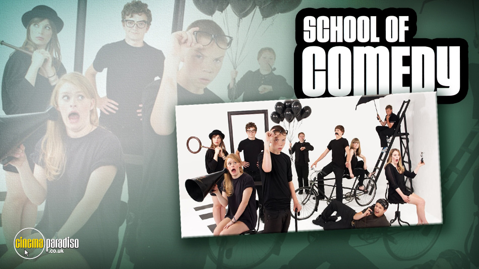 The School of Comedy online DVD rental