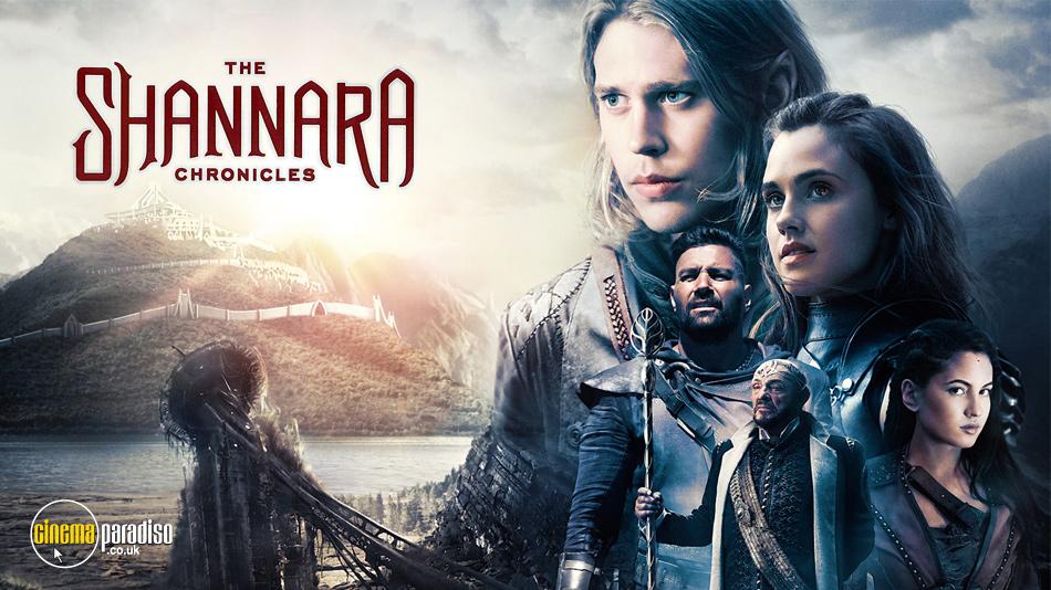 The Shannara Chronicles online DVD rental