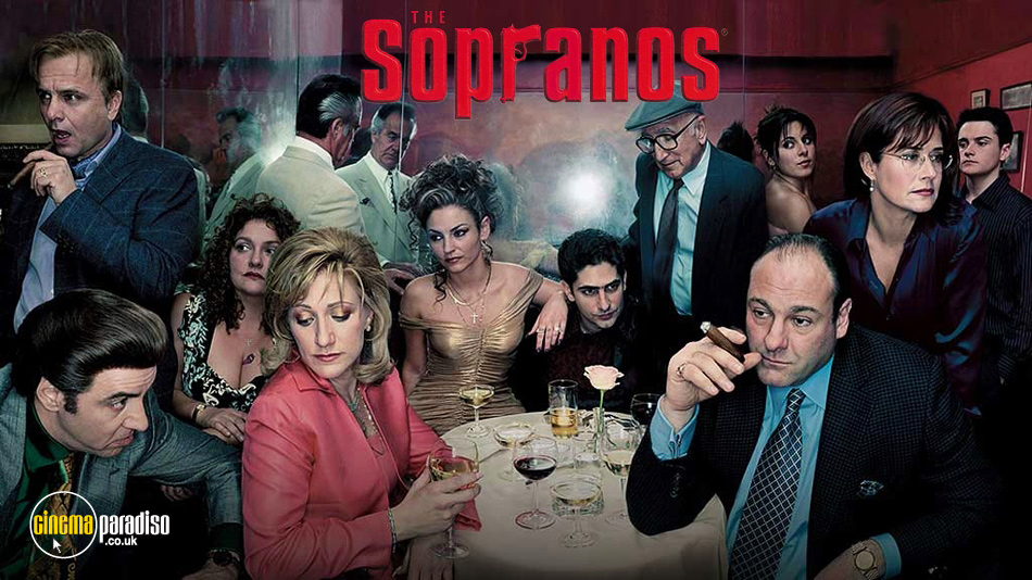 The Sopranos online DVD rental