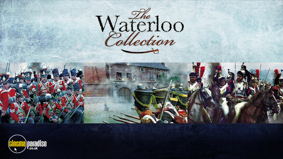 The Waterloo Collection online DVD rental