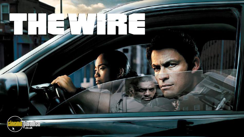 The Wire online DVD rental