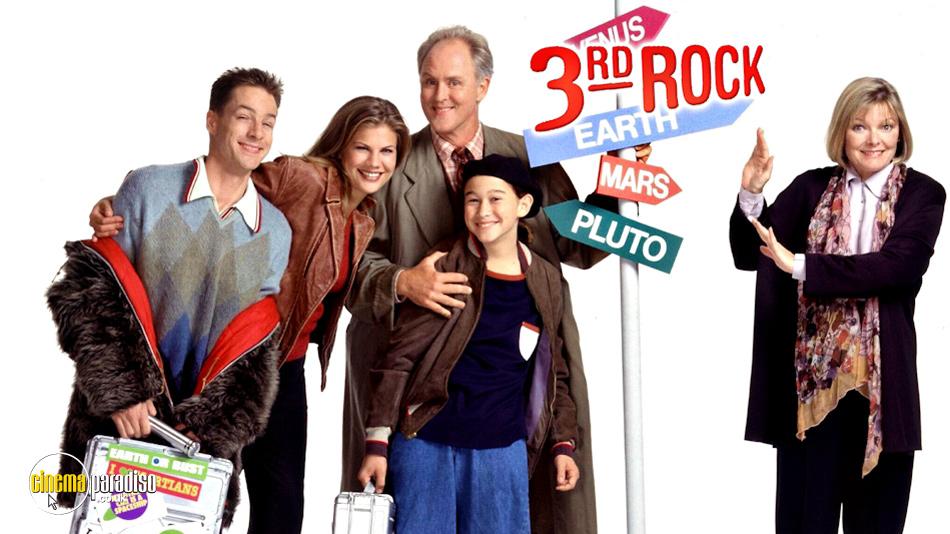 Third Rock from the Sun online DVD rental