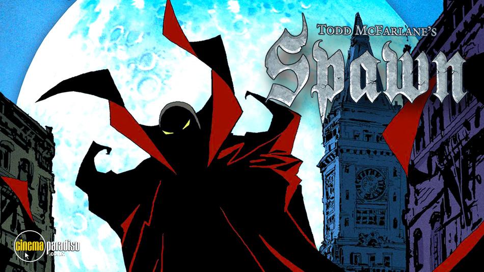 Spawn (aka Todd McFarlane's Spawn) online DVD rental