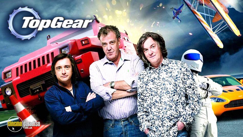 Top Gear online DVD rental