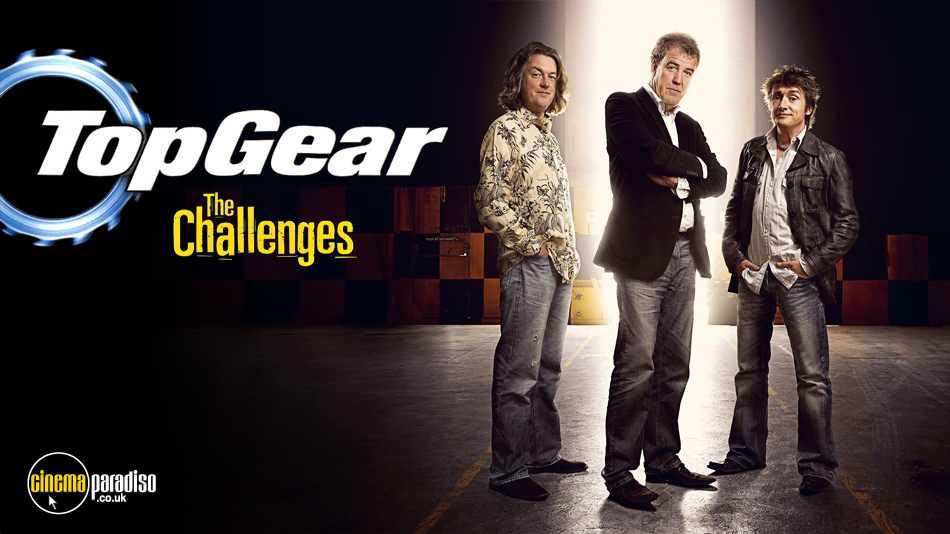 Top Gear: The Challenges online DVD rental