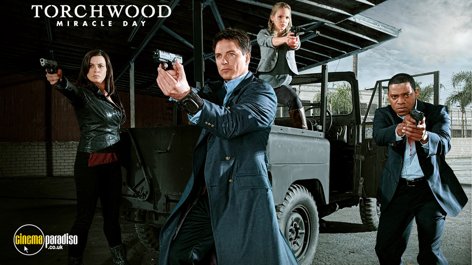 Torchwood online DVD rental