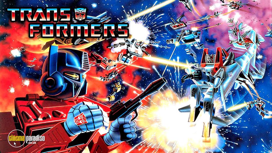 Transformers online DVD rental