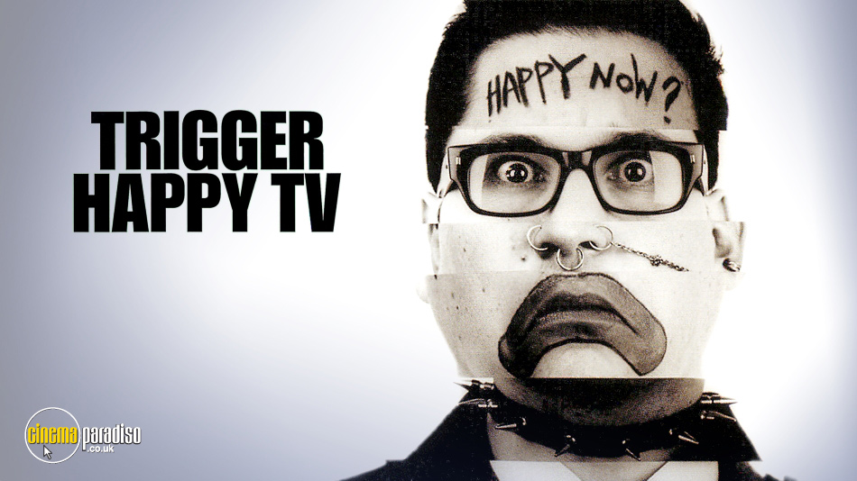 Trigger Happy TV online DVD rental