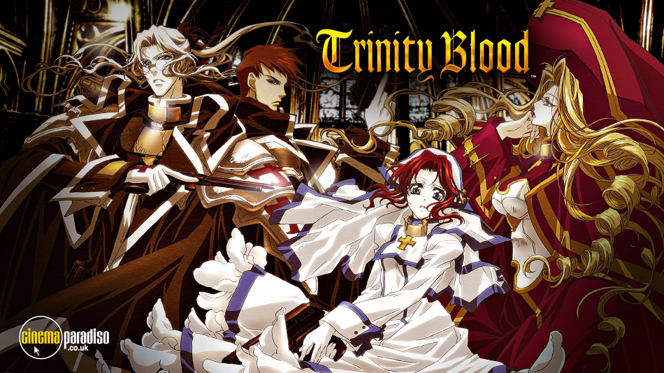 Trinity Blood online DVD rental
