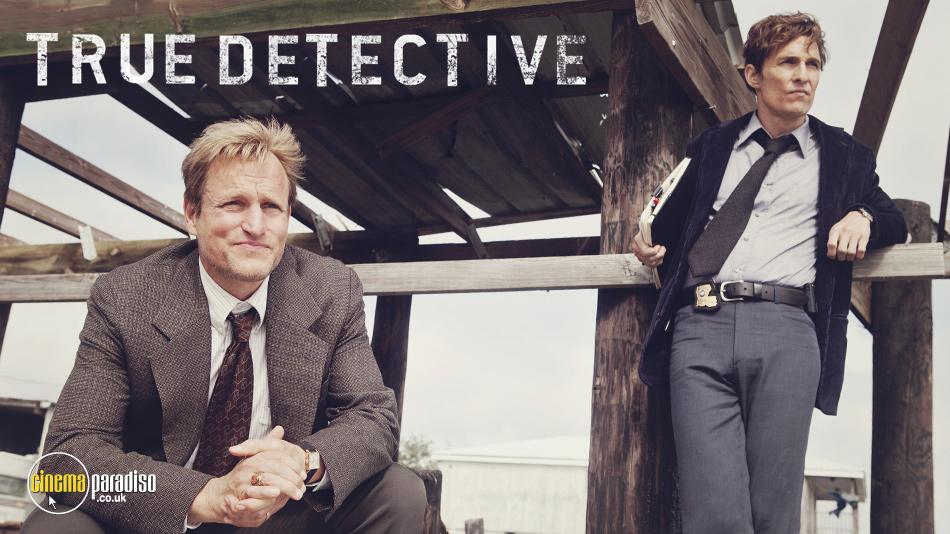 True Detective online DVD rental