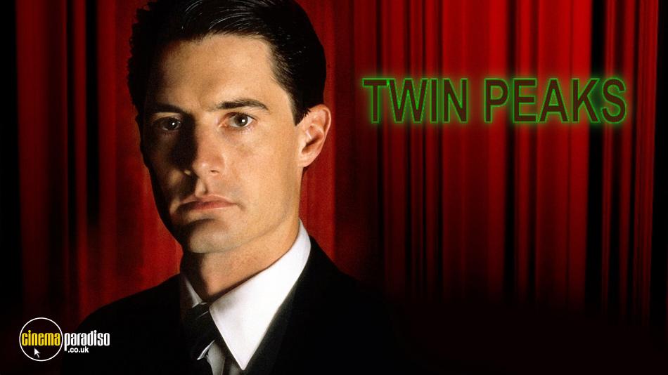 Twin Peaks online DVD rental