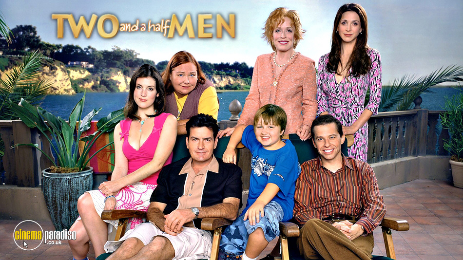 Two and a Half Men online DVD rental