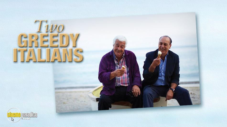 Two Greedy Italians online DVD rental