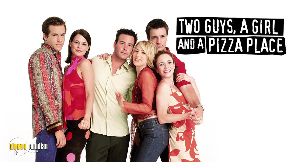 Two Guys, a Girl and a Pizza Place online DVD rental