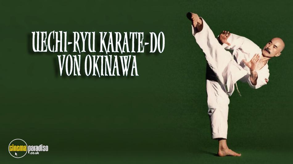 Uechi-ryu Karate-do from Okinawa online DVD rental