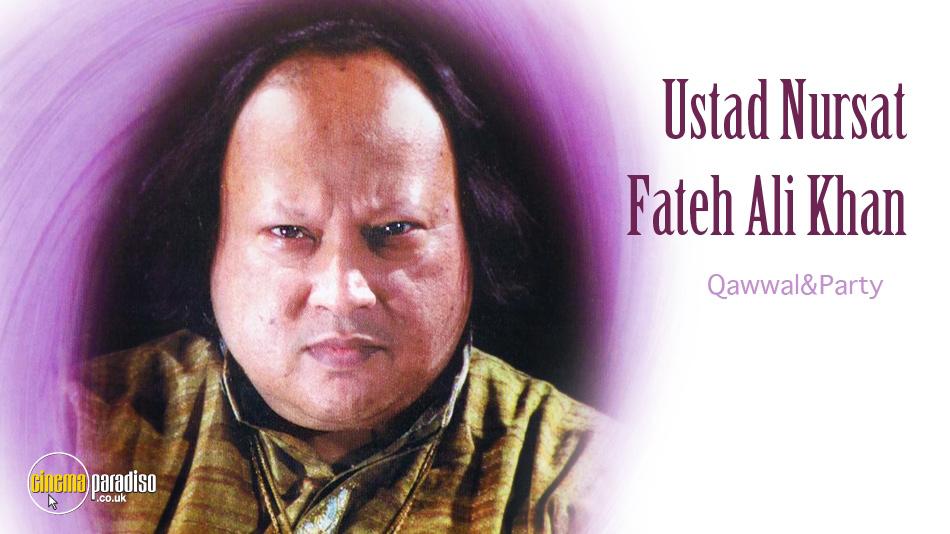 Ustad Nusrat Fateh Ali Khan online DVD rental