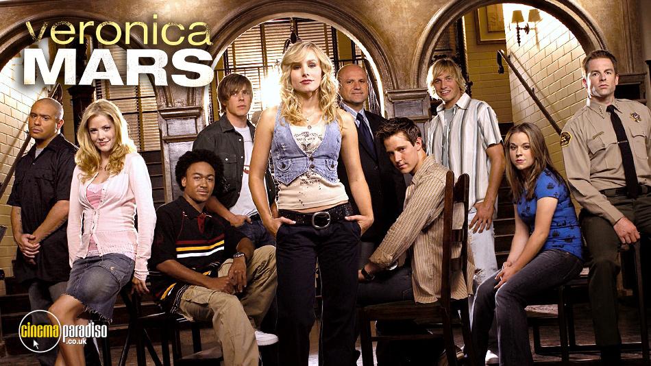 Veronica Mars Series online DVD rental
