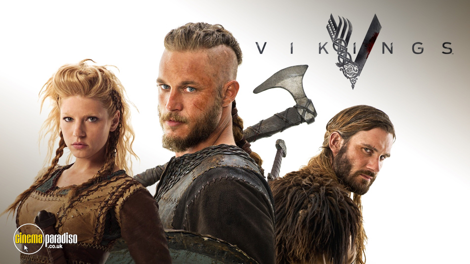 Vikings Series online DVD rental