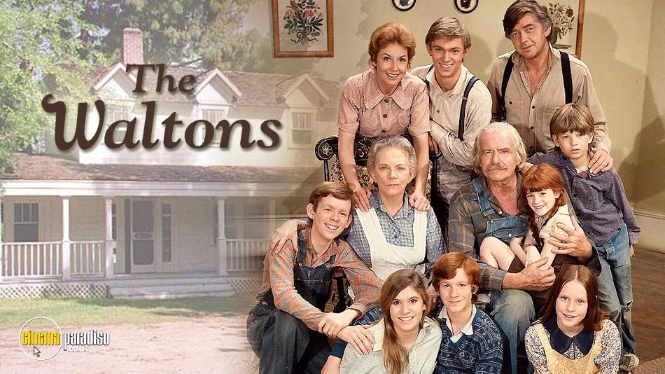 Waltons online DVD rental