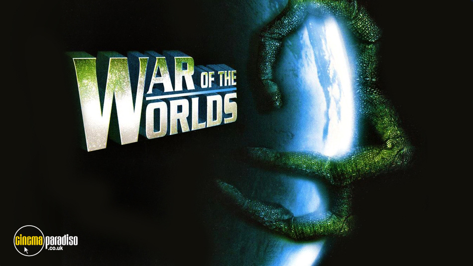 War of the Worlds Series online DVD rental
