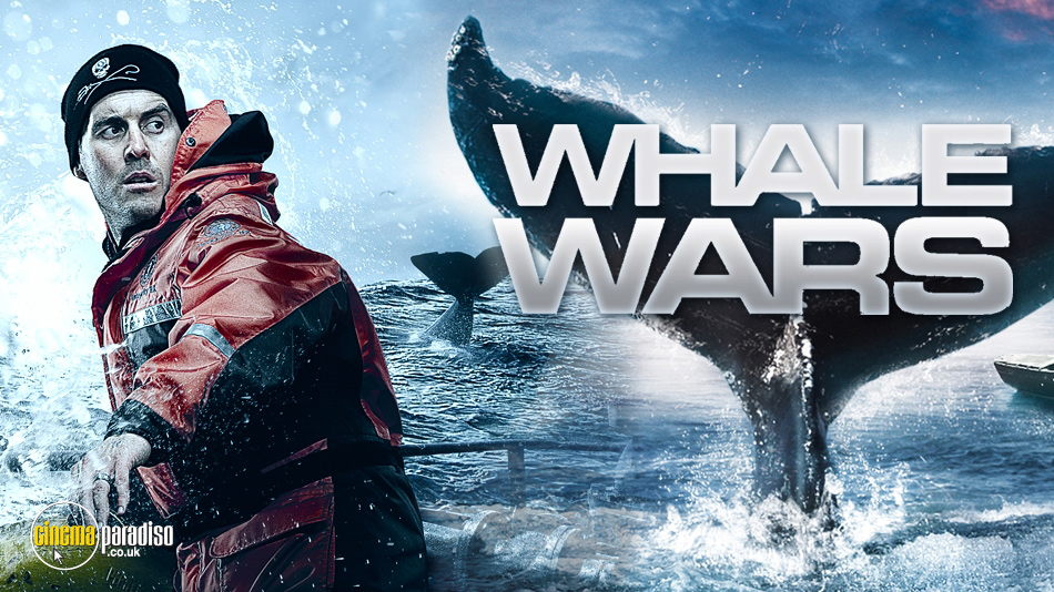 Whale Wars online DVD rental