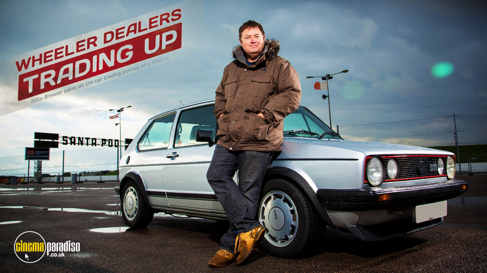 Wheeler Dealers: Trading Up online DVD rental