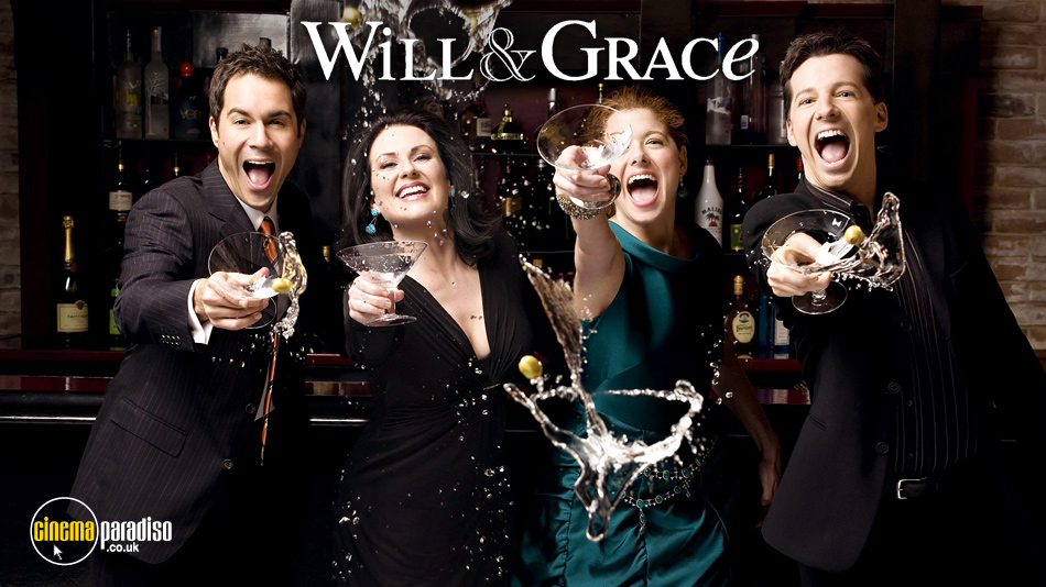 Will and Grace online DVD rental