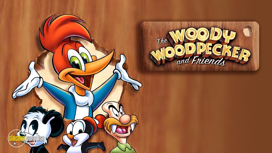 Woody Woodpecker and Friends online DVD rental
