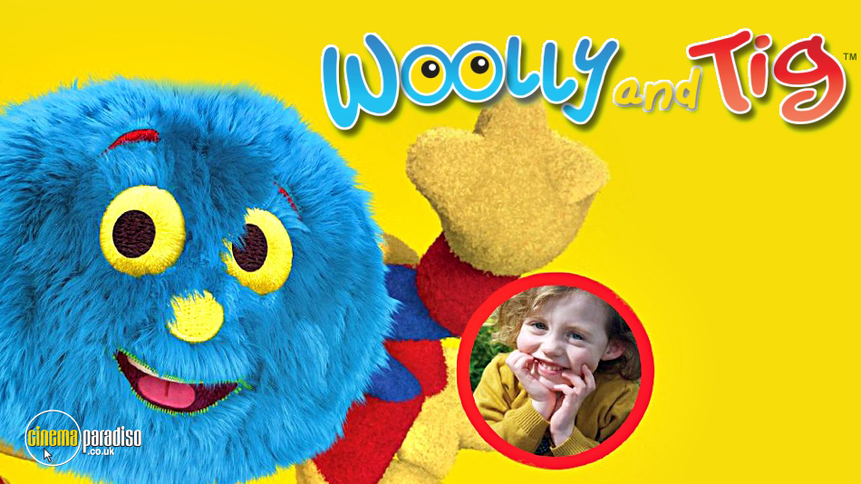 Woolly and Tig online DVD rental