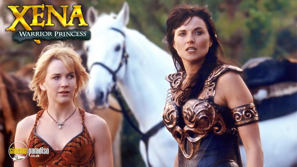 Xena (aka Xena: Warrior Princess) online DVD rental