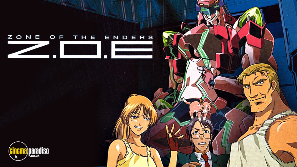 !Zone of the Enders: Dolores, i (aka Z.O.E Dolores, i) online DVD rental