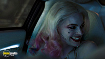 A still #9 from Suicide Squad (2016) with Margot Robbie