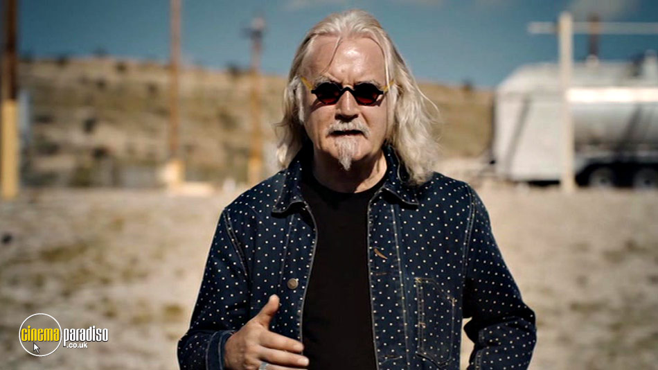 Billy Connolly: Tracks Across America (aka Billy Connolly's Tracks Across America) online DVD rental