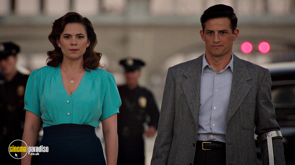 Agent Carter: Series 2 (aka Marvel's Agent Carter) online DVD rental
