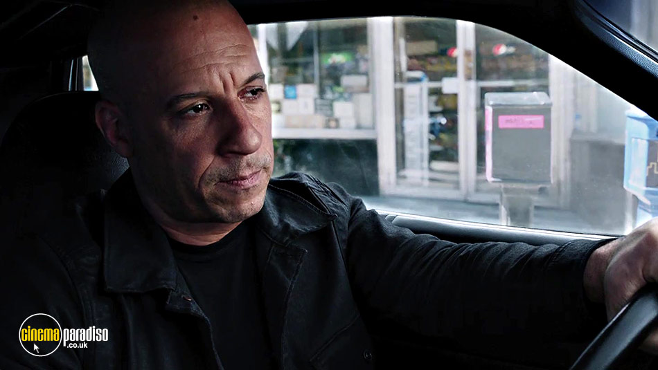 The Fast and the Furious 8 (aka The Fate of the Furious) online DVD rental