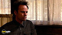 A still #8 from Justified: Series 2 (2011) with Walton Goggins