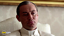 A still #38 from The Young Pope (2016) with Jude Law