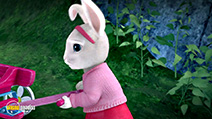 A still #9 from Peter Rabbit: The Tale of the Great Rabbit and Squirrel Adventure (2014)