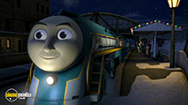 A still #31 from Thomas and Friends: The Christmas Engines (2014)