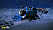 A still #27 from Thomas and Friends: The Christmas Engines (2014)