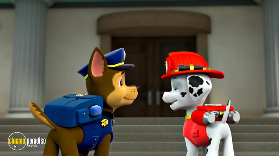 Paw Patrol: All Wings on Deck online DVD rental