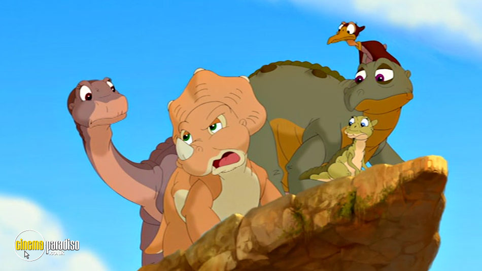 The Land Before Time 14: Journey of the Brave (aka The Land Before Time XIV: Journey of the Heart) online DVD rental