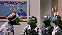A still #9 from The Muppets Take Manhattan (1984)