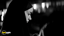 A still #5 from A Girl Walks Home Alone at Night (2014)