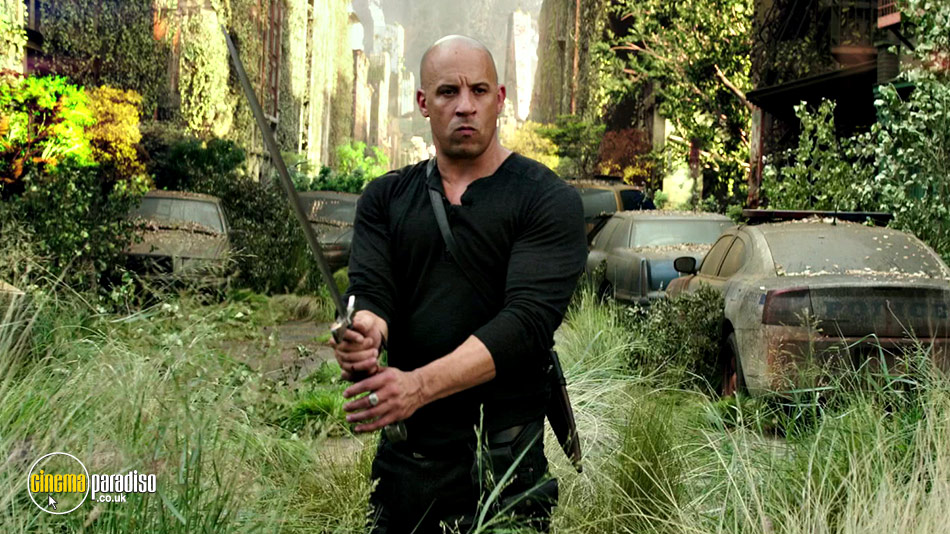 The Last Witch Hunter online DVD rental