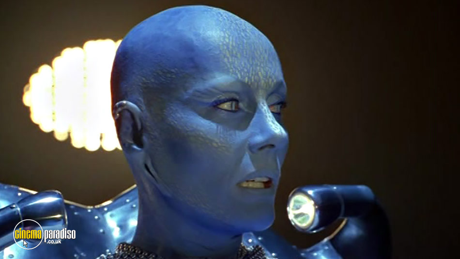 Farscape: Series 2: Parts 7 and 8 online DVD rental